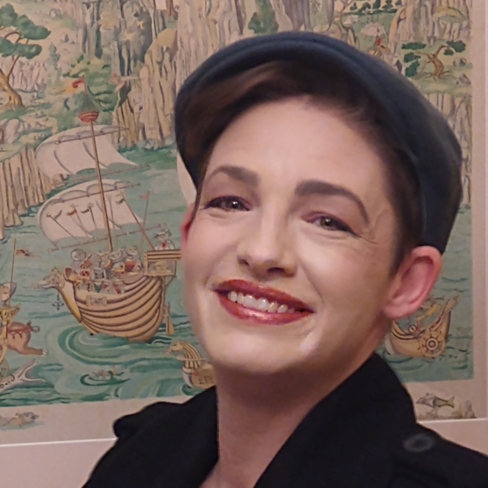 Portrait of Lillyth Quillan