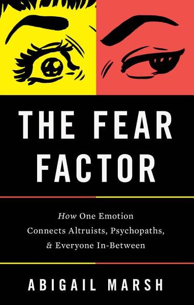 """Book Cover: """"The Fear Factor"""""""