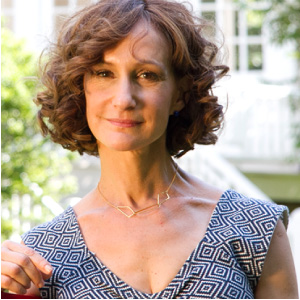Portrait of Carrie Barron