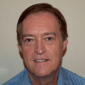 Portrait of Patrick New